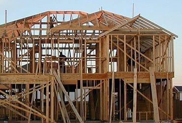 Construção em Wood Frame