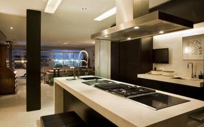 3 estilos de cozinhas residenciais