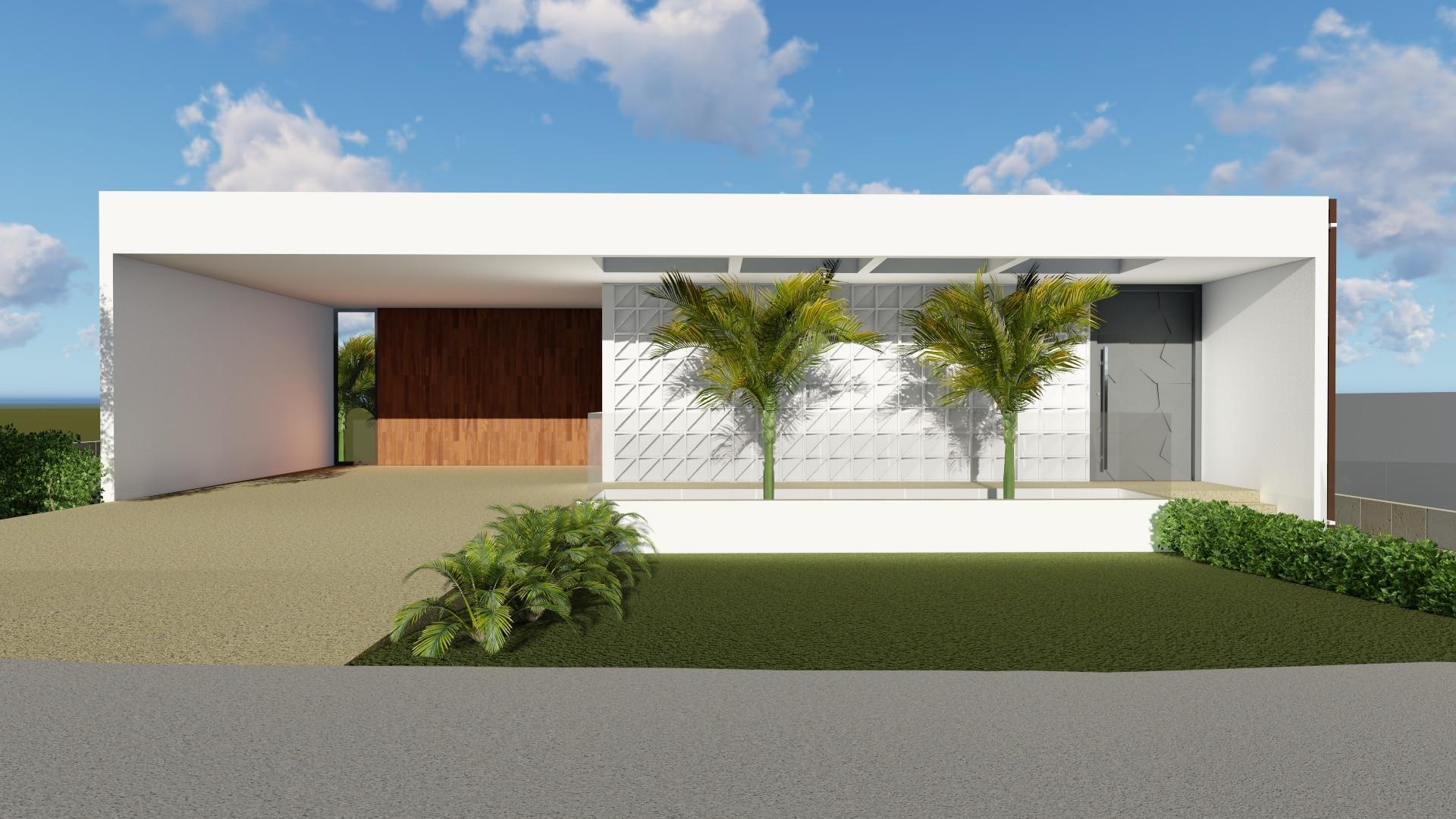 Arquitetura residencial itupeva village morro alto aresto for Casa minimalista residencial