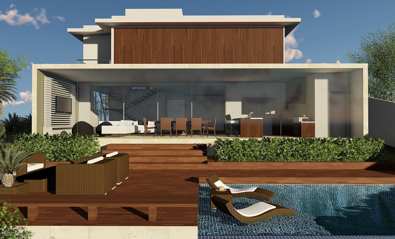 Arquitetura Terra Caxambu