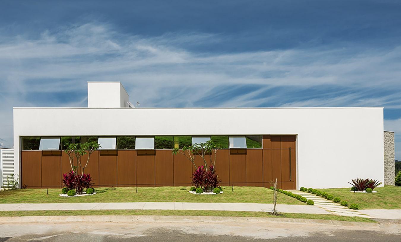 Arquitetura Residencial Jundiaí Reserva Da Serra