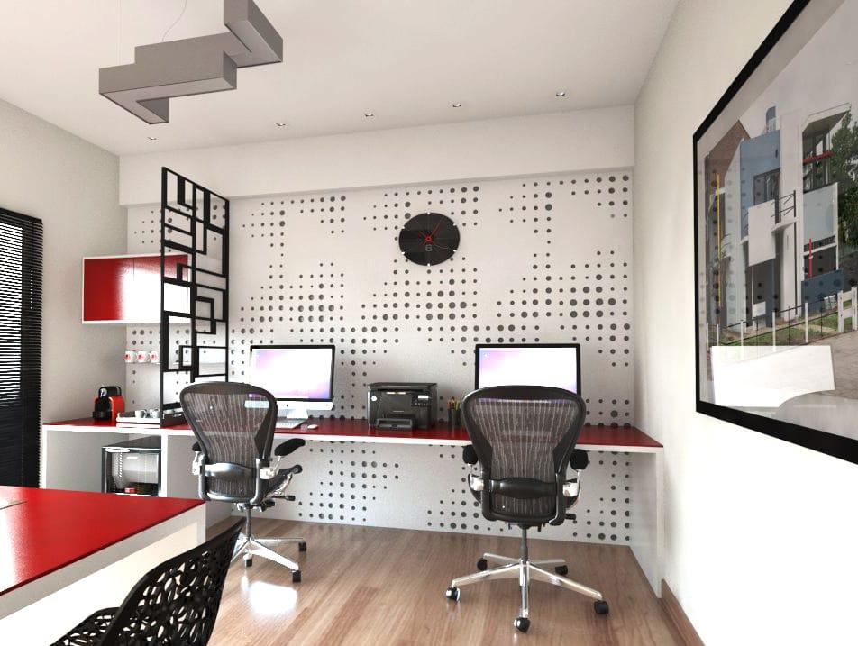 home office aresto arquitetura