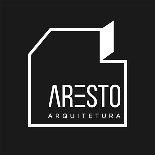 logotipo aresto arquitetura
