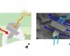 diagramas com os esquemas de insolação e ventilação natural