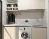 lavanderia residencia terrea contemporanea em louveira